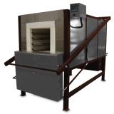 Piece przemysłowe ICF - piec komorowy do obróbki cieplnej