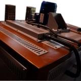 Piece przemysłowe HELDORS - wentylator wymuszonego obiegu powietrza