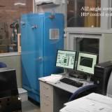 Hot Isostatic Press - computer control system