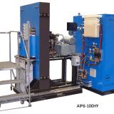 Hot Isostatic Press - small lab unit