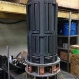 Hot Isostatic Press - small furnace