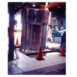 Hot isostatic press made by American Isostatic Presses