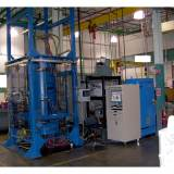 Hot isostatic press made by American Isostatic Presses