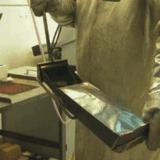 Operacja ze szczelnymi torbami i foliami