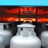 Piec nagrzewany gazowo