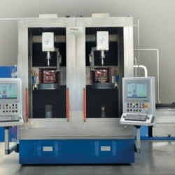 Hartownie indukcyjne - podwójny indukcyjny system CNC