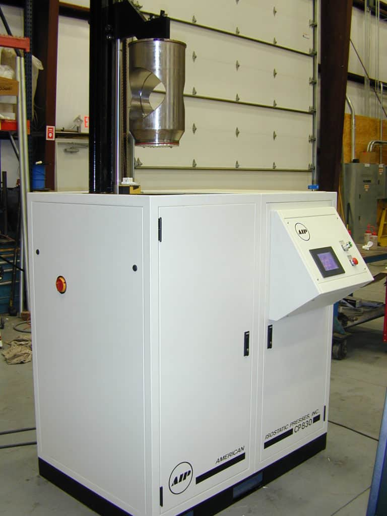 Cold Isostatic Press by AIP