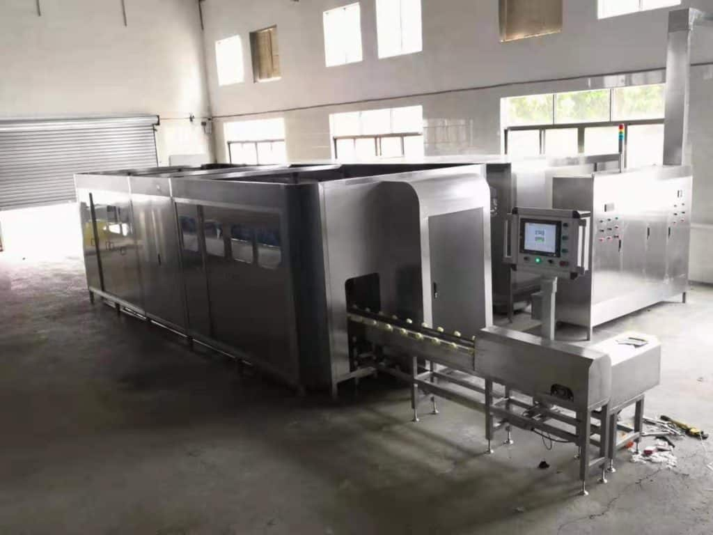 High Pressure Processing Machine