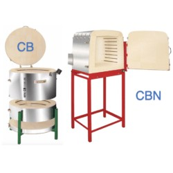 Piece do ceramiki CB kręgowe i CBN komorowe